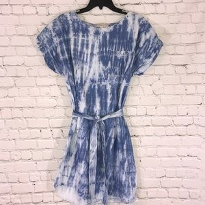 Loft stone washed dress